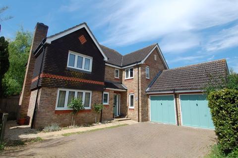 5 bedroom detached house for sale - Broad Field Road YARNTON