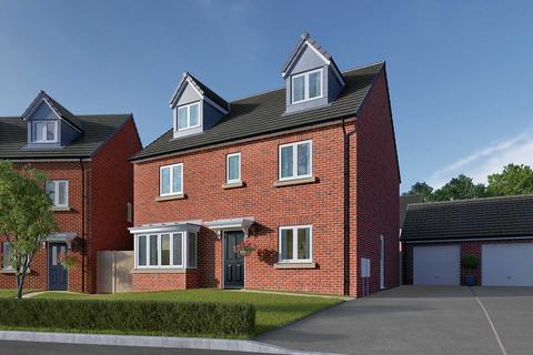 5 bedroom detached house for sale - Plot 06B, The Fletcher at Grainbeck Lane, Paddock Fields, Killinghall, North Yorkshire HG3