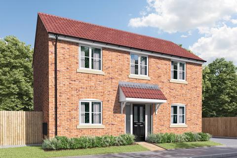 4 bedroom detached house for sale - Plot 14, The Knightley at Bracebridge Manor, Westminster Drive, Bracebridge Heath LN4