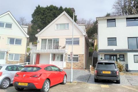 4 bedroom detached house for sale - Notts Gardens, Uplands, Swansea