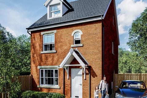 4 bedroom detached house for sale - Plot 88, Maes Helyg, Vicarage Road, Llangollen