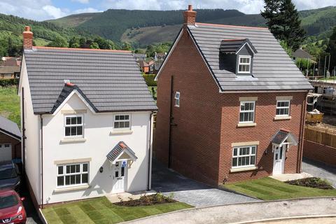 4 bedroom detached house for sale - Plot 95, Maes Helyg,Vicarage Road, Llangollen