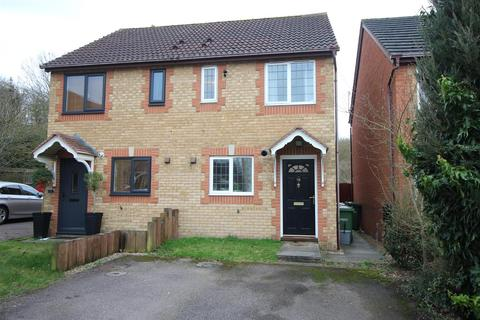 2 bedroom semi-detached house for sale - Lornas Field, Hampton Hargate, Peterborough