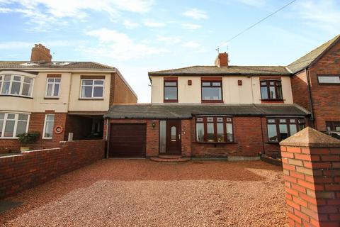 3 bedroom semi-detached house for sale - Marine View, Seaton Sluice, Whitley Bay