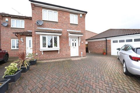 3 bedroom semi-detached house for sale - Rainswood Close, Kingswood, Hull