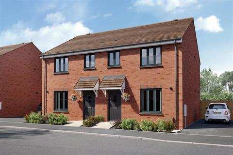 3 bedroom semi-detached house for sale - Plot 128 - The Flatford at Mountbatten Mews, Ottery Moor Lane EX14