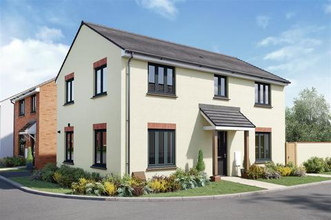4 bedroom detached house for sale - Plot 130 - The Trusdale at Mountbatten Mews, Ottery Moor Lane EX14