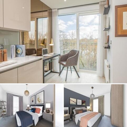 2 bedroom apartment for sale - Plot 533, Harp View Apartments at Hendon Waterside, Meadowlark House Moorhen Drive, Hendon, LONDON NW9