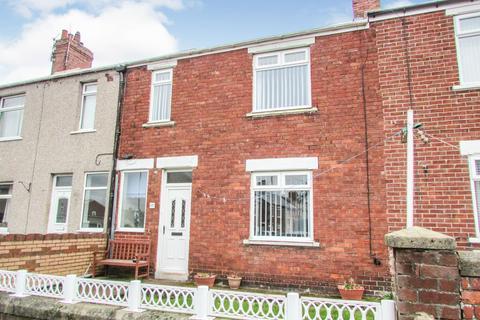 3 bedroom terraced house for sale - Alfred Avenue, Bedlington, Northumberland, NE22 5AZ
