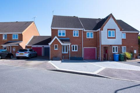 3 bedroom end of terrace house for sale - The Lawns, Southwood, GU14
