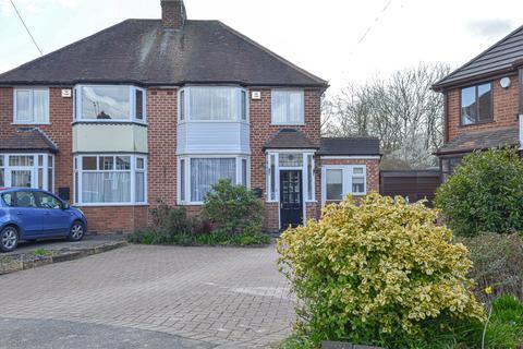 3 bedroom semi-detached house for sale - Chanston Avenue, Birmingham, West Midlands, B14