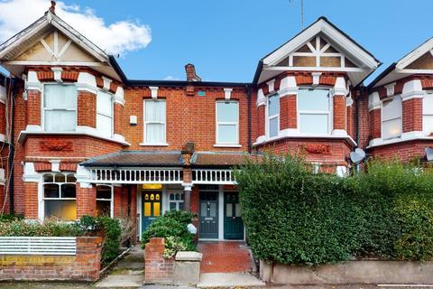 2 bedroom terraced house to rent - Valetta Road, Ealing, London, W3