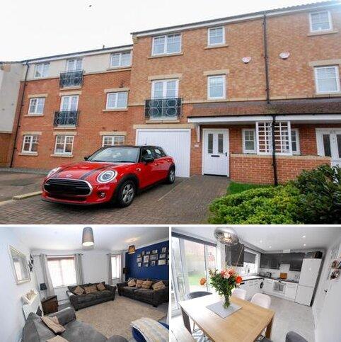4 bedroom townhouse for sale - Sanderson Villas, Gateshead