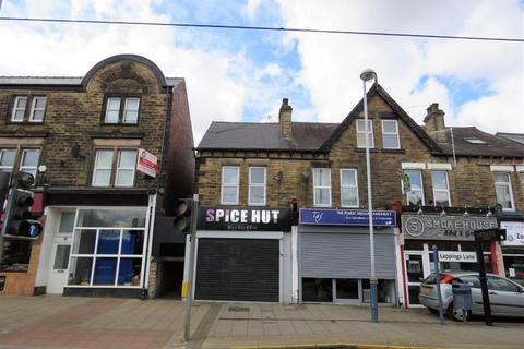 1 bedroom flat to rent - MIDDLEWOOD ROAD, HILLSBOROUGH, SHEFFIELD, S6 1TG