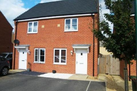 2 bedroom semi-detached house for sale - Saturn Drive, Cardea, Stanground, Peterborough, Cambridgeshire. PE2 8GE