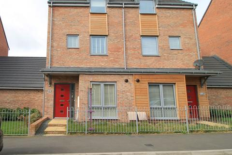 4 bedroom townhouse to rent - Whitworth Park Drive, Elba Park, Houghton Le Spring, DH4