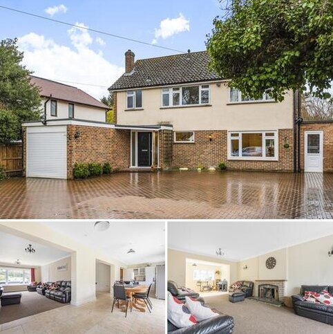 4 bedroom detached house for sale - Oakley Road Bromley BR2