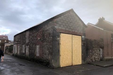 Garage for sale - Garage / Storage Penrhyn Street, Port Talbot, Neath Port Talbot. SA13 1LU