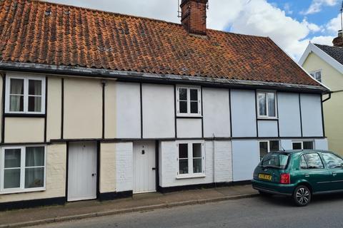 3 bedroom terraced house to rent - The Street, Bramfield, Halesworth