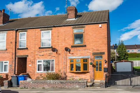 3 bedroom end of terrace house for sale - Holland Road, Old Whittington