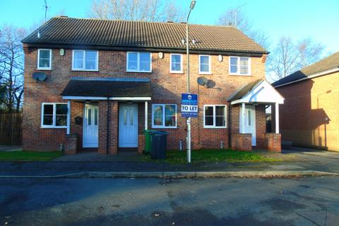 2 bedroom townhouse to rent - BEAULIEU WAY, SWANWICK, ALFRETON, DERBYSHIRE