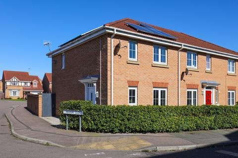 3 bedroom end of terrace house for sale - Horse Chestnut Close, Chesterfield