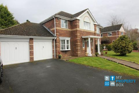 5 bedroom detached house to rent - Marlborough Drive, Darlington, Co. Durham