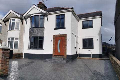 4 bedroom semi-detached house for sale - 19 Villiers Road, Skewen. SA10 6AU