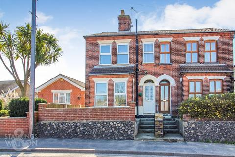 3 bedroom semi-detached house for sale - Church Road, Gorleston, Great Yarmouth