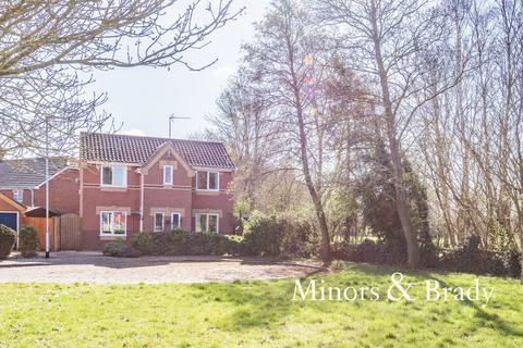 3 bedroom detached house for sale - Montrose Court, Dussindale