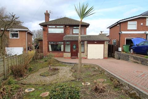 3 bedroom detached house for sale - Overdale Road, Romiley