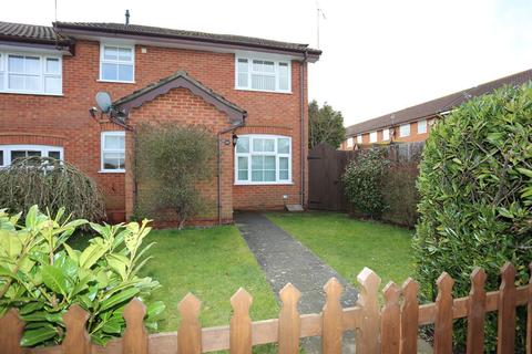 1 bedroom end of terrace house to rent - Harvard Close, Woodley
