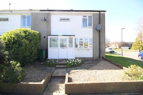3 bedroom end of terrace house for sale - Furnace Green, Crawley