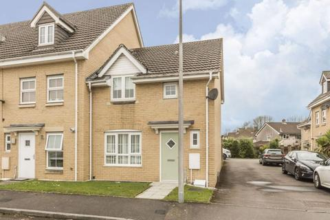 3 bedroom end of terrace house for sale - Ffordd Brynhyfryd, Old St Mellons - REF# 00013603