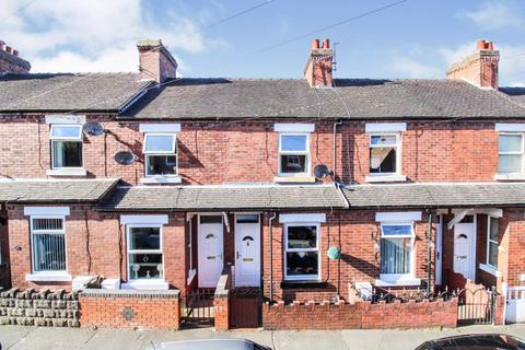 2 bedroom terraced house for sale - North Avenue, Leek, Staffordshire, ST13 8DP