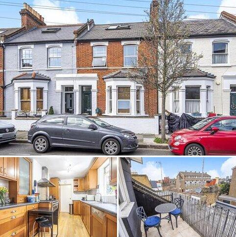 4 bedroom terraced house for sale - Rosaline Road, Fulham