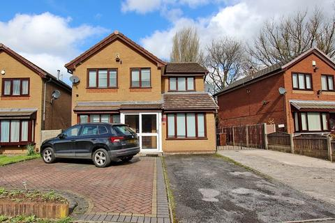 4 bedroom detached house for sale - Watkins Drive, Prestwich, Manchester