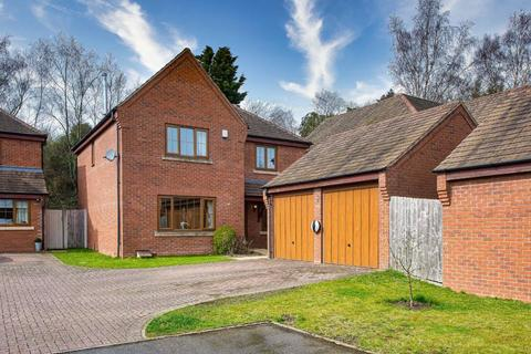 4 bedroom detached house for sale - 4, Silverwood, Wombourne, Wolverhampton, South Staffordshire, WV5