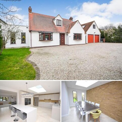 4 bedroom detached house for sale - Priory Road, Bicknacre
