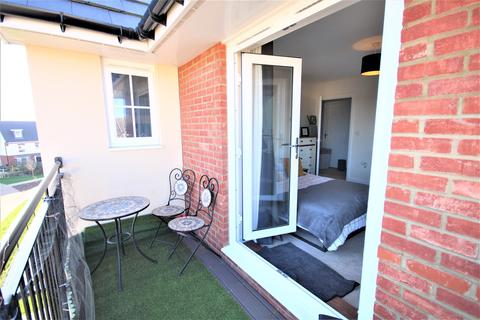 2 bedroom apartment for sale - Cicero Crescent, Fairfields, Milton Keynes, MK11