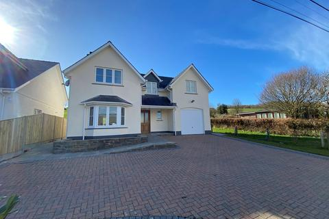 4 bedroom detached house for sale - Falcondale Drive, Lampeter, SA48