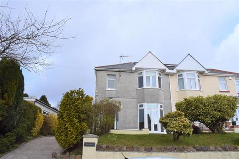 3 bedroom semi-detached house for sale - Llwynmawr Road, Sketty, Swansea