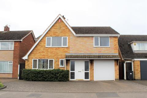 4 bedroom detached house for sale - Ambleside Way, Nuneaton