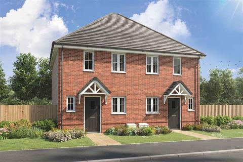 2 bedroom end of terrace house for sale - The Canford - Plot 6 at Taylor Wimpey at Shopwyke Lakes, Shopwhyke Road PO20