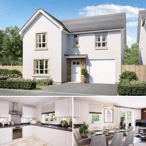 5 bedroom detached house for sale - Plot 50, Ballathie at Pentland View, Castlelaw Crescent, Bilston, ROSLIN EH25