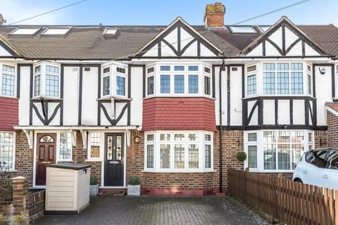 3 bedroom terraced house for sale - Barnfield Avenue, Kingston Upon Thames, KT2