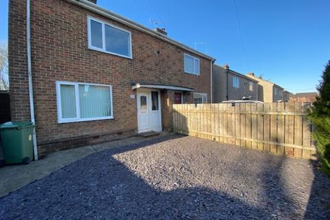 2 bedroom semi-detached house to rent - BEVAN CRESCENT, WHEATLEY HILL, OTHER AREAS