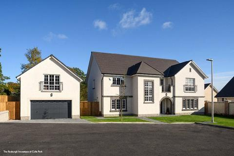 5 bedroom detached house for sale - The Roxburgh, 6 West Craigbank Gardens, Cults Park, Cults, AB15
