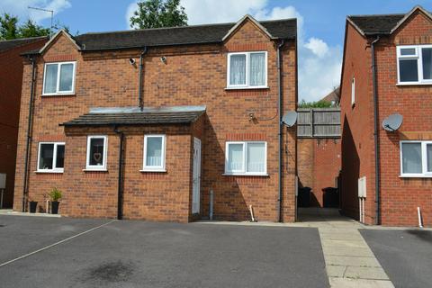 2 bedroom semi-detached house for sale - Haworth Close, Stretton, Alfreton, DE55 6HG