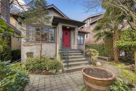 4 bedroom house - CYPRESS STREET, Kitsilano, Vancouver, BC V6J 3L1